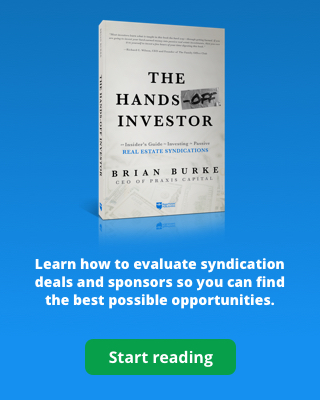 Pre-order The Hands-Off Investor today!