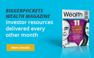 Issue 2 of BiggerPockets Wealth is now available