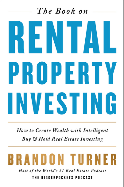 The Book On Rental Property Investing Logo