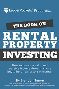 Rental Property Investing Physical cover