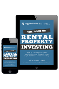 Rental Property Investing Ebook cover