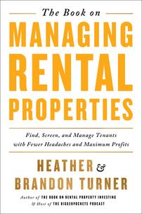 Managing Rental Properties Physical cover
