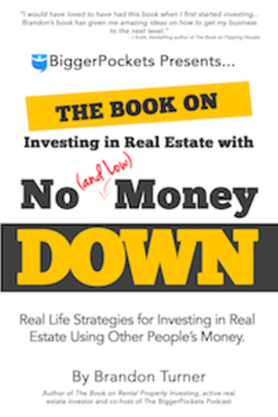 Large book investing in real estate