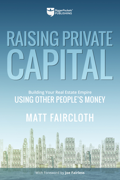 Raising Private Capital book cover