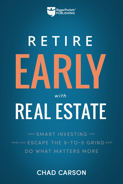 Retire Early With Real Estate book cover