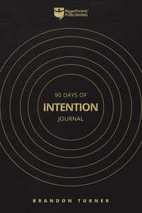 90 Days of Intention Journal cover