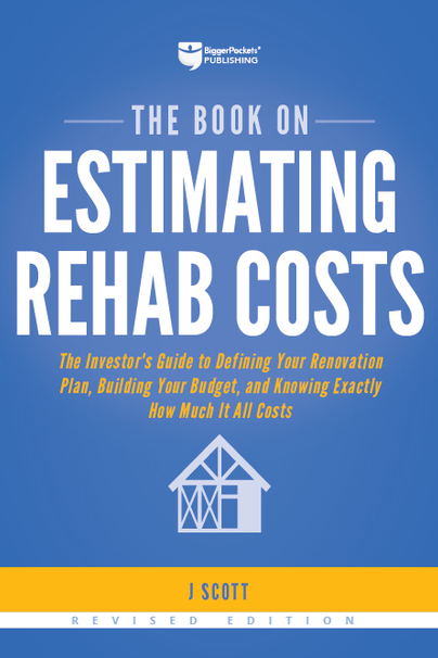 Estimating Rehab Costs 2 Ultimate  cover