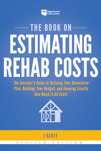 The Book on Estimating Rehab Costs Ultimate New Edition cover