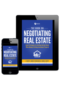 Negotiating Real Estate Audio cover