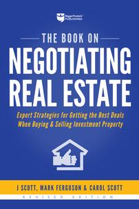 Negotiating Real Estate Audio cover