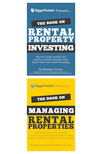 Medium book rental porperty and managing rental properties
