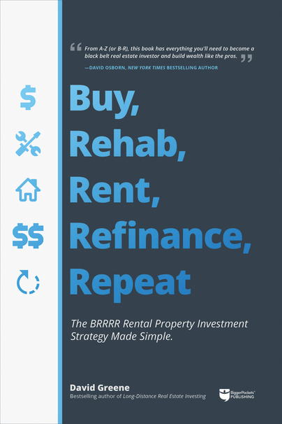 Buy, Rehab, Rent, Refinance, Repeat book cover
