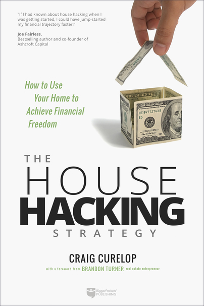 The House Hacking Strategy book cover