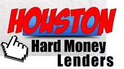 Large houston hard money lenders logo