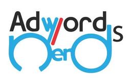 Large adwords nerds logo