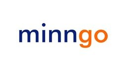Large minngo blue orange