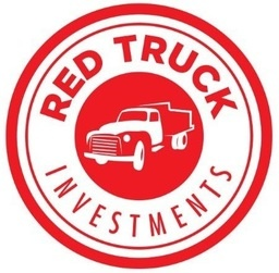 Large red truck investments logo 2