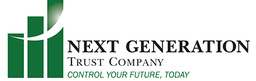 Large email signature next generation trust co logo