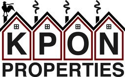 Large kpon properties logo cape on