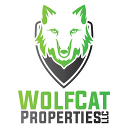 Large wolfcat properties llc logo c