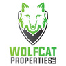 Medium wolfcat properties llc logo c