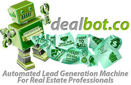Large dealbot businesscard logo white bkgd