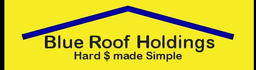 Large logo slogan