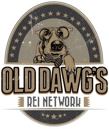 Old Dawg's REI Network Logo