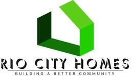 Large rio city homes logo
