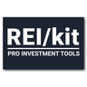 Medium logo reikit pro flip rental tools dropshadow white