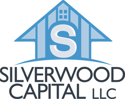Large silverwood stacked logo