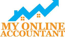 My Online Accountant, LLC Logo
