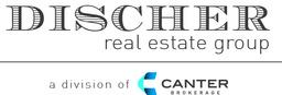 Large discher logo