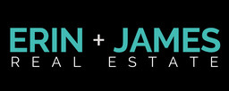 Erin + James Real Estate Logo