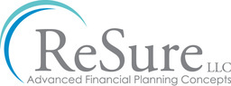 Large resure logo