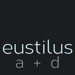 Large eustilus logo spelled