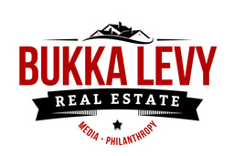 Large bukka levy logo color