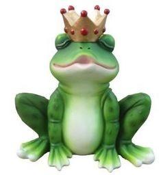 Large ugly frog