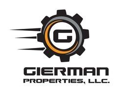 Large gierman properties logo