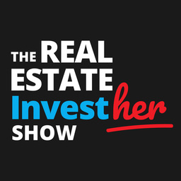 The Real Estate InvestHER Podcast Logo