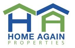Home Again Properties Logo