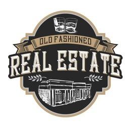 Old Fashioned Real Estate Logo