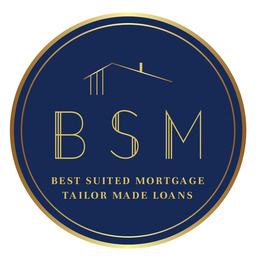 Best Suited Mortgage Logo