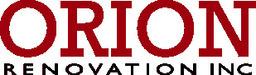 Orion Renovation Inc. Logo