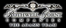 Adams Team at Rothwell Gornt Companies Logo