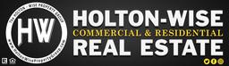 Large holtonwise billboard logo