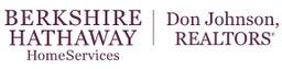 Berkshire Hathaway, Don Johnson REALTORS Logo