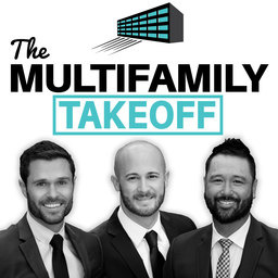 The Multifamily Takeoff Podcast Logo