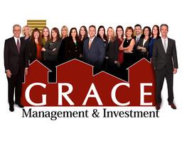 Grace Property Management & Real Estate Logo