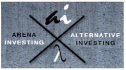 Arena Investing Logo